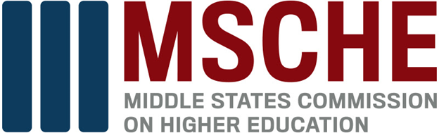 Logo del Middle States Commission on Higher Education