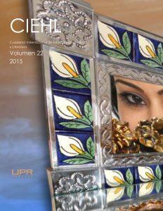REvista CIEHL Portada Volumen 22 2015