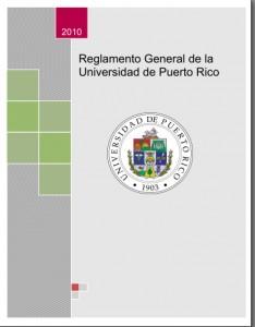 Reglamento General UPR
