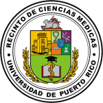 Sello UPR del Recinto de Ciencias Médicas