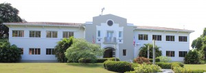 Edificio Administración Central UPR