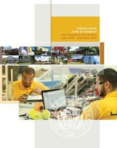 Informe Anual Julio 2015 - Diciembre 2016