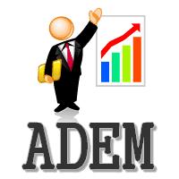 Logo del Departamento de Administración de Empresas (ADEM)