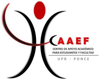 Centro de Apoyo Académico a Estudiantes y Facultad (CAAEF)