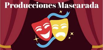 teatro logo producciones mascarada upr ponce ii