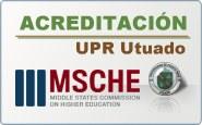 Status Acreditación MSCHE
