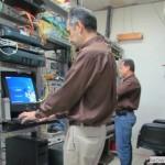 Imagen Personal de la Oficina de Sistemas de Información que brinda apoyo al usuario de telecomunicaciones