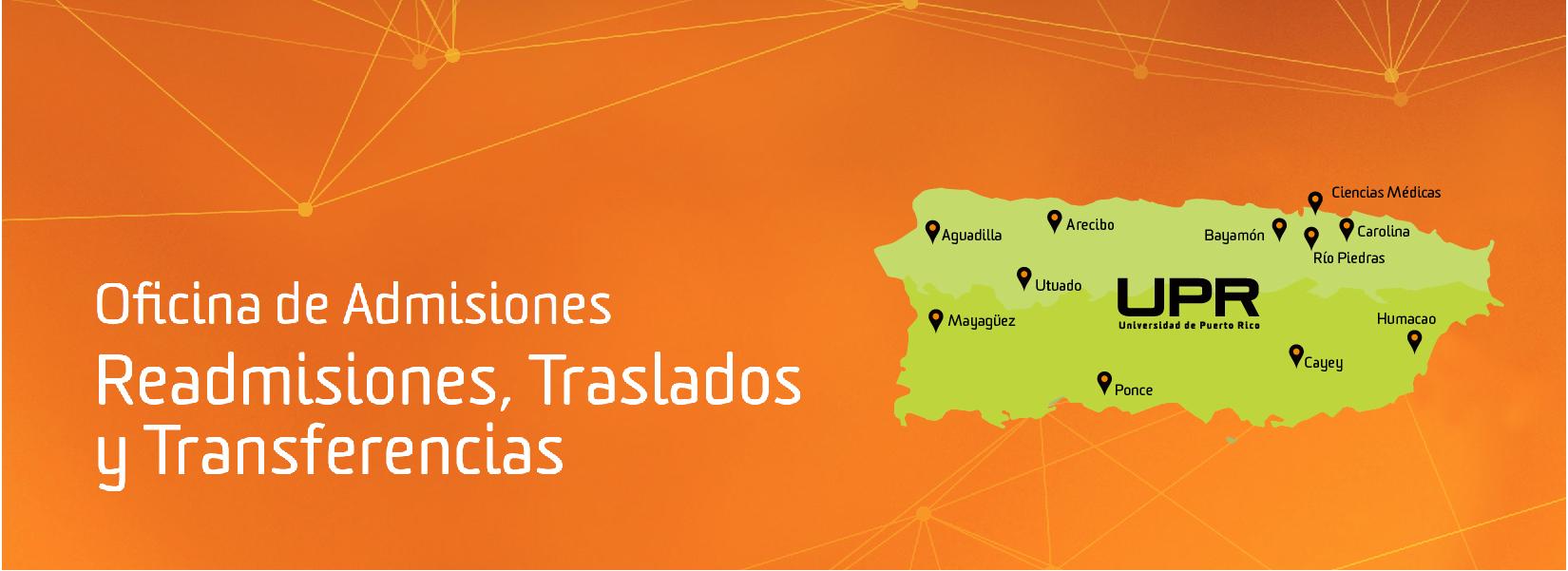 Mapa traslados admisiones 2