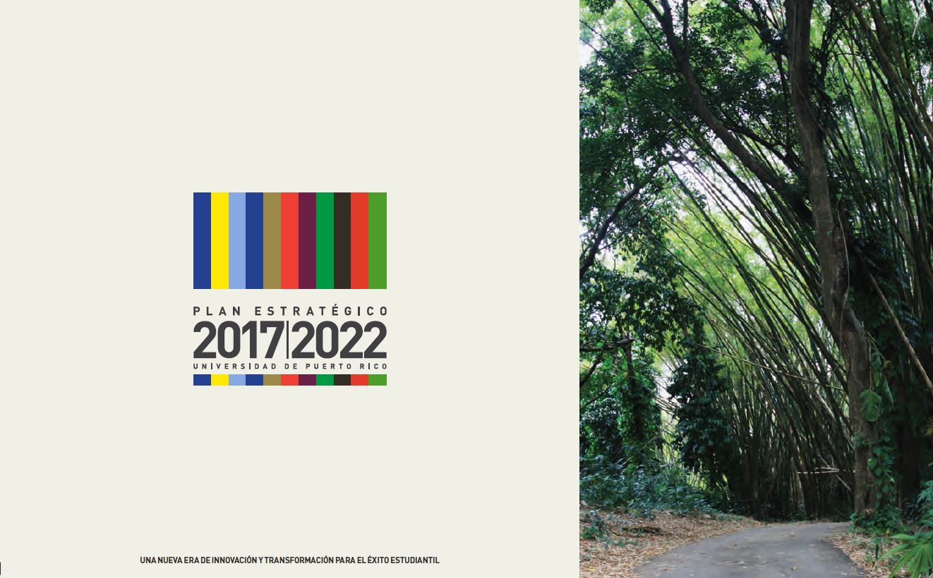 portada plan estratégico 2017-2022