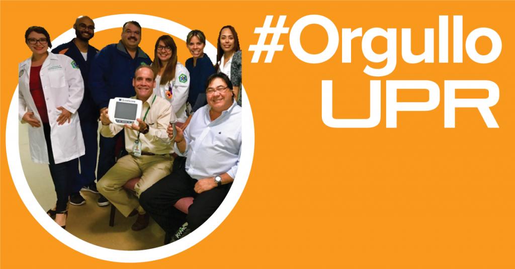 Exalumnos RCM donan equipo que salva vidas a la Escuela de Medicina UPR