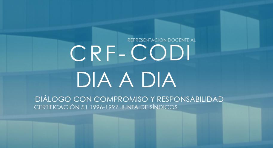 CRF-CODI