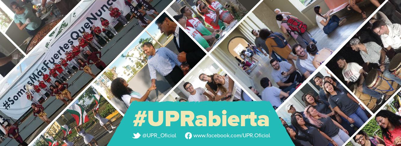 UPR Abierta
