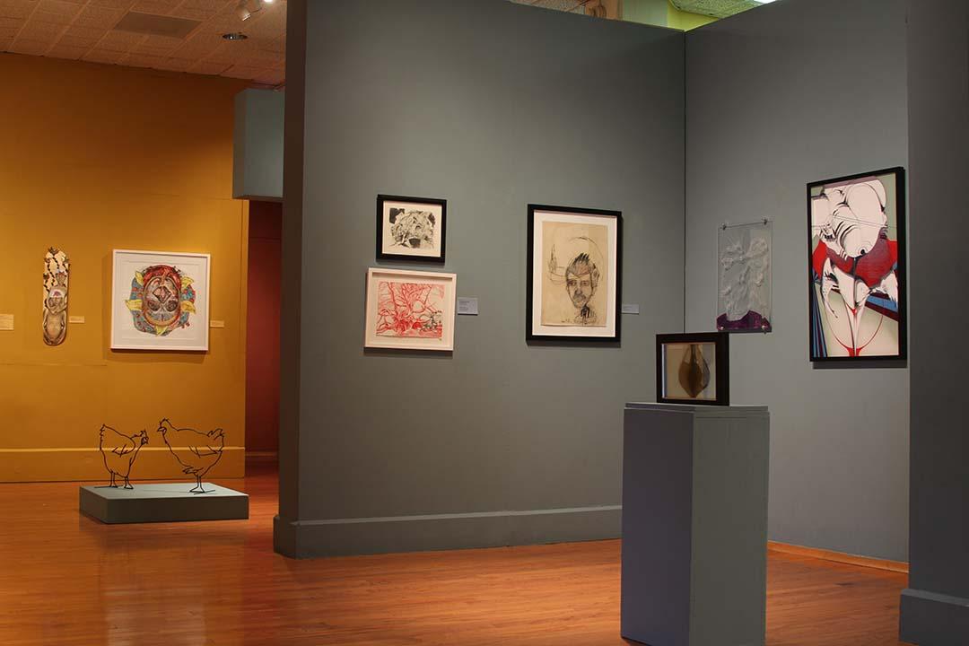 Museo De La Upr Cayey Presenta Exposición De Dibujo Contemporáneo