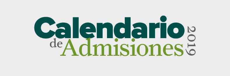 Banner admisiones 2019