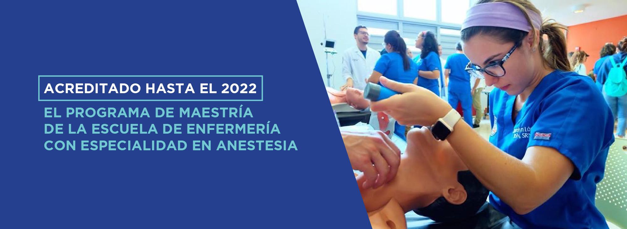 Slider anestesia