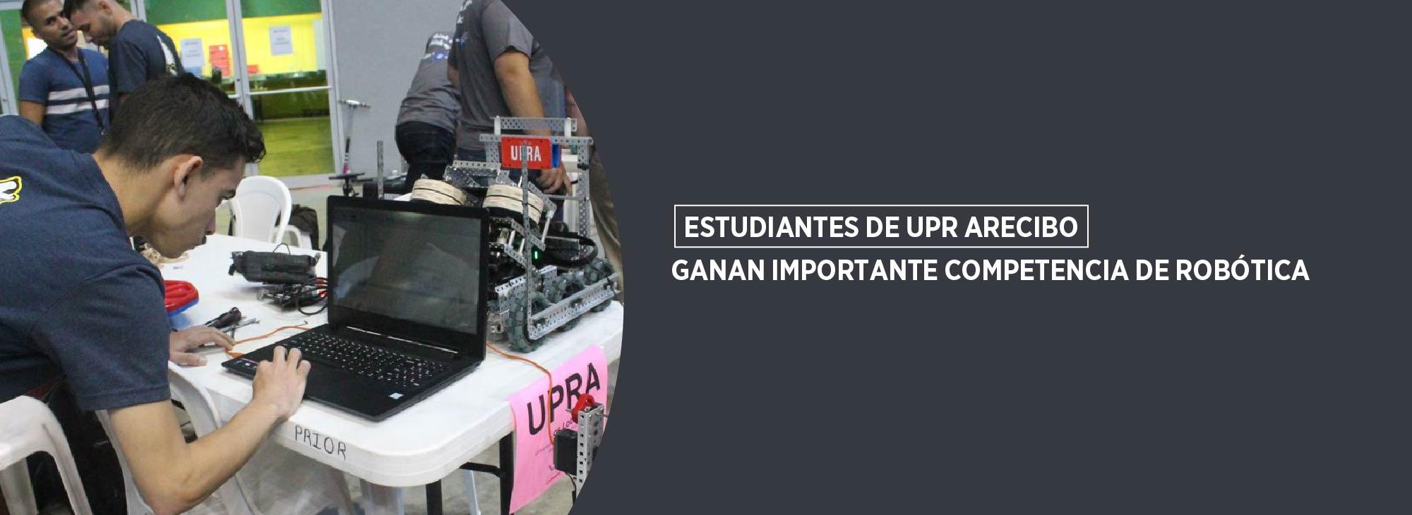 Robotica UPR Arecibo