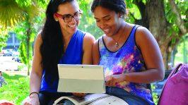 Sesión Fotográfica estudiantes UPR Y Microsoft 35