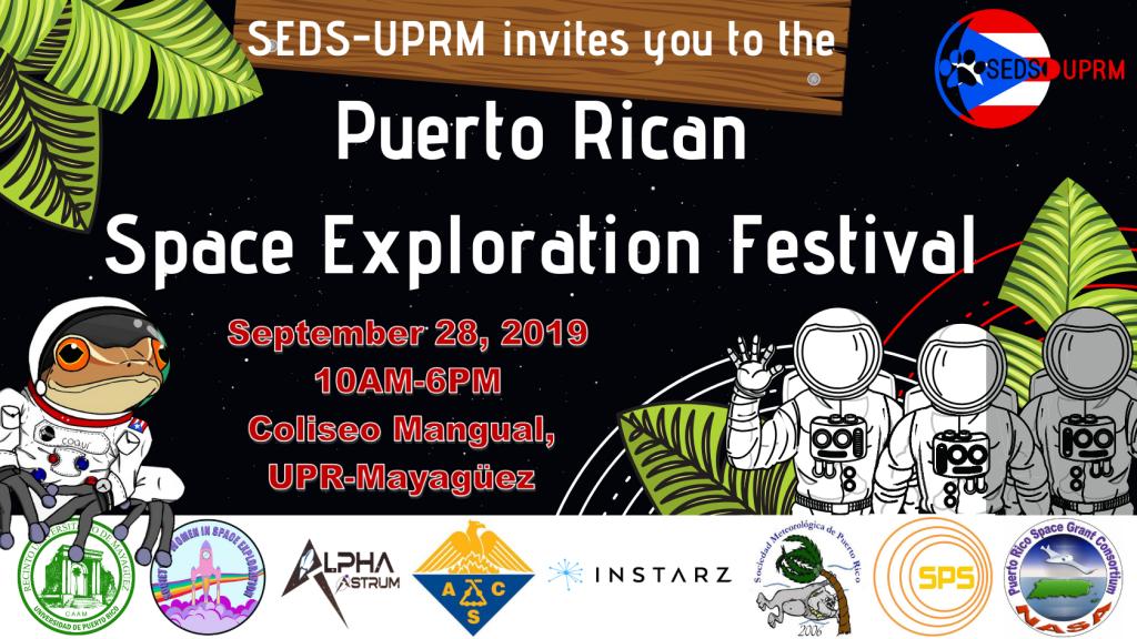 Primer Festival Puertorriqueño de la Exploración Espacial en el RUM