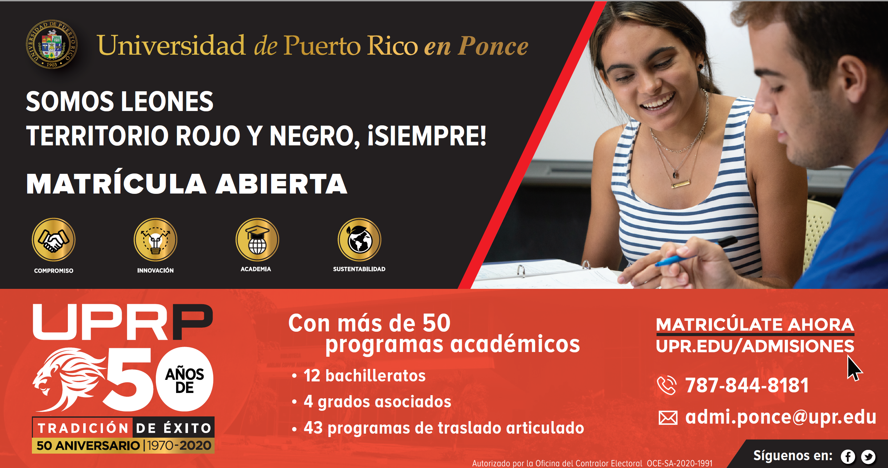 UPRP-Admission Day-2021