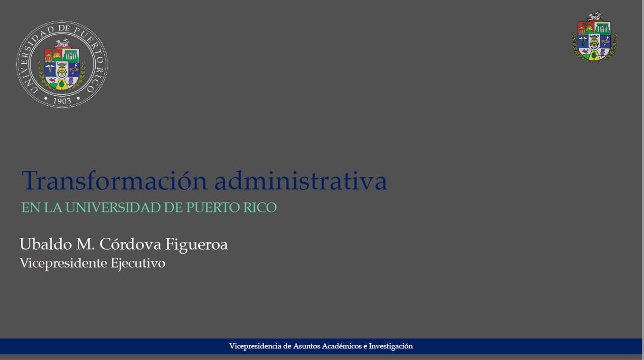 Presentación de Digitalización